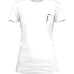 Koszulka PCF Biała Damska