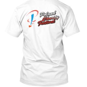 Koszulka PCF Biała Męska