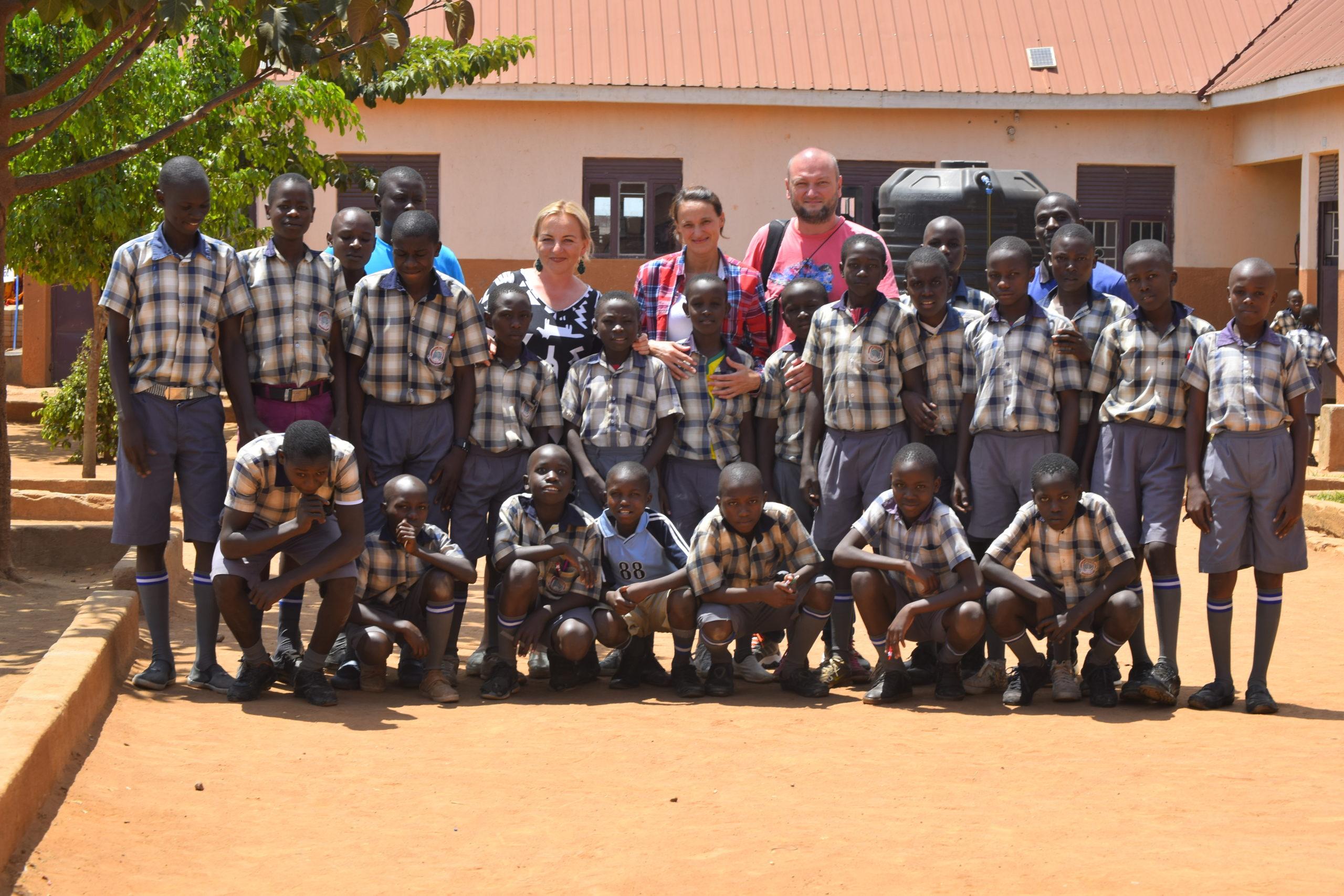 Read more about the article PCF zagra dla osieroconych dzieci w Ugandzie.